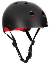PRO TEC Skateboard Helmet CLASSIC SKATE Satin Black Sz SMALL