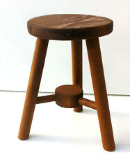 Brown Stools for Children