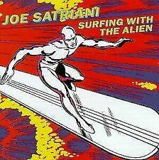 1 CENT CD Surfing with the Alien - Joe Satriani