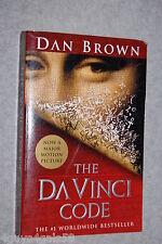 The Da Vinci Code by Dan Brown (2003, Paperback) #1 Worldwide Best Seller