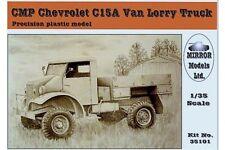 Mirror Models 35101 1/35 CMP C15A Chevy Van Lorry Truck