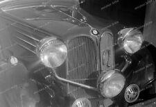 Negativ-Darmstadt-Hessen-Gebäude-BMW-PKW-KFZ-Fahrzeug-1930er Jahre-2