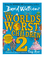The World's Worst Children 2 by David Walliams (Hardback, 2017) Brand New