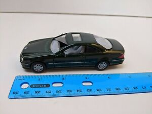 Kinsmart 1/38 Scale Mercedes-Benz CL 500 KT 5043 Green *Played with*