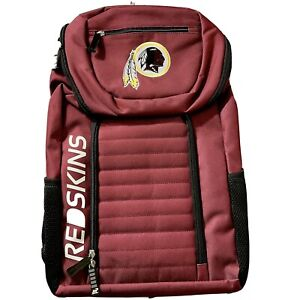 Northwest Washington Redskins  NFL Topliner Backpack Burgundy, New W/Tags!