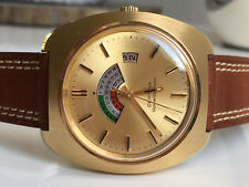 CERTINA BIOSTAR *Used or not, 20M Gold,  Gold Dial - 1971*