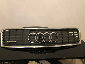 ✅ 2005 AUDI A4 QUATTRO CABRIO FRONT HOOD UPPER GRILLE GRILLE WITH EMBLEM OEM ❎