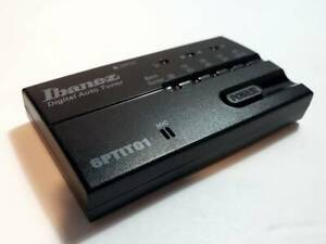 Gently Used Ibanez 6PTIT01 Digital Auto Guitar Tuner - Functionally Perfect