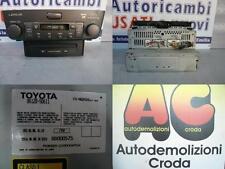 Centralina radio Lexus LS 430 ( 2000- 2005)