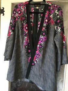 Bob Mackie Designer Jacket Size Medium