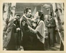 KAY FRANCIS   BRUCE CABOT  DIVORCE  1945 VINTAGE PHOTO ORIGINAL