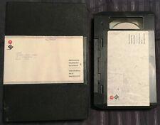 LUNA2-SLASH YOUR TIRES/1992 ELEKTRA RECS U-MATIC SINGLE PROMO MUSIC VIDEO + DVD