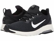 1536d97f77caac 916771-001 Men s Nike Air Max Motion Racer Running Black Sail Sizes 8-