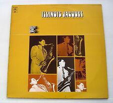 ILLINOIS JACQUET..........(jazz on epic)........... LP