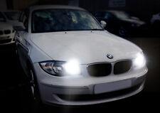 BMW 1 Series E87 2003 - 2012 Ice White LED Side Light sidelights ErrorFree Bulbs