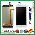 Screen Full Touch LCD For ZTE Blade L4 A460 White Display Picture