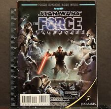 Star Wars the Force Unleashed Prima Official Video Game Guide XBOX 360 PS3 16+