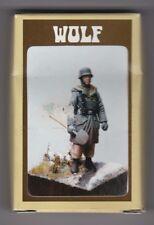 WOLF HORNET MODELS WAW 07 - SS GRENADIER IN PARKA 1942-1945 - 1/35 RESIN KIT