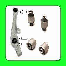 FRONT LOWER CONTROL ARM BUSHING FOR INFINITI G35 FIT 2003-2007 SET OF 4