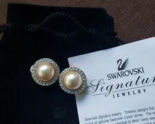 Swarovski Clip On Earrings