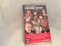Music of the War Years, '41-'43 Stagedoor Canteen, Cassette, Capitol Records