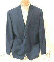 Mdrn Uomo By Braveman Men S Classic Fit Suit 42lx38 Unhemmed Burgundy 1570000102527 Ebay