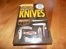 THE OFFICIAL PRICE GUIDE TO COLLECTOR KNIVES Knife Antiques 11th Edition Book