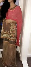 Asian Pakistani Indian Wedding Party Outfit S