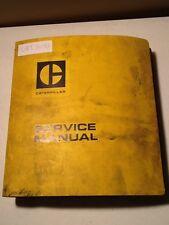 CAT 245 Excavator Service Manual *OEM*