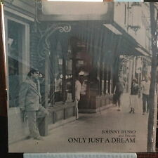 LP JOHNNY RUSSO & FRIENDS-ONLY JUST A DREAM PRIVATE PRESS JAZZ NM RONGO RECORDS