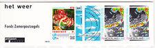 NVPH Postzegelboekje PB 40 Het weer Postfris  E-0224