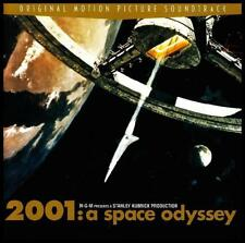 2001 : SPACE ODYSSEY - D/Remaster SOUNDTRACK CD w/BONUS Tx STANLEY KUBRICK *NEW*