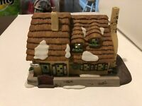 Department 56 Dickens Village Series THE CHRISTMAS CAROL COTTAGE