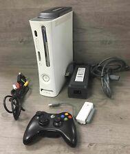 Microsoft Xbox 360 White 120Gb Console Bundle