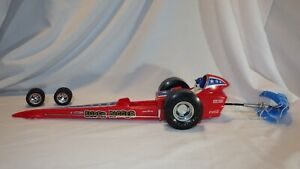 Vintage Wynn's Super Digger Keith Black Racing Engines Drag Race Car Toy - AS IS