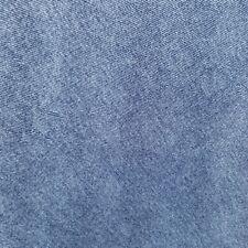 "Faux Denim Wash Stretch Lycra Fabric Blue Jeans Print 54"" By The Yard"