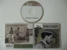 Bob Marley and the Wailers the jad years the millennium collection CD Disc