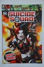 DC COMIC SUICIDE SQUAD Special Comic von 2016 Movie-Variant-Cover Panini Verlag