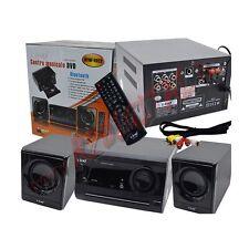 HI FI KARAOKE RADIO DVD CASSE ACUSTICHE STEREO USB SD COMPUTER PC MP3 LETTORE