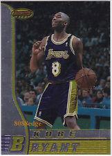 1996-97 BOWMAN'S BEST ROOKIE CARD: KOBE BRYANT #R23 LOS ANGELES LAKERS RC - MVP