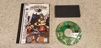 Guardian Heroes Sega Saturn Video Game Complete w/ Case & Manual CIB Lot TESTED!