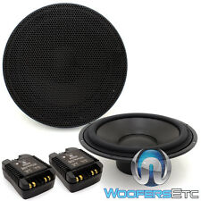 "MOREL ADMW-9 9"" CAR AUDIO ADD-ON MIDWOOFERS SPEAKERS CROSSOVERS NEW"