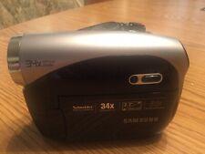 Samsung Sc-Dx103 Dvd Digital Camcorder - Slightly Used