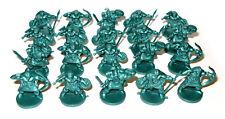 Barbarians set 20 Tehnolog 28mm plastic soldiers Castlecraft 9th Age Warhammer