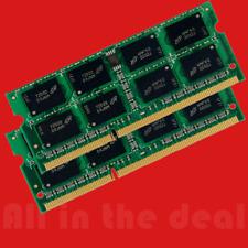 16GB Kit 2x 8GB DDR4 2400MHz PC4-19200 260 pin Sodimm Laptop Memory RAM