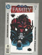 Batman Family 1-8  (2002).  FULL SET!!   EXTREME HIGH GRADE COPIES!!