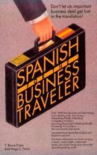 Spanish for the Business Traveler (Barrons Busine