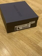 LOUIS VUITTON Shoe/boots Storage Cardboard gift presentation Box Pre-owned !!!
