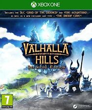 Valhalla Hills Definitive Edition Xbox One NEW DISPATCHING TODAY ORDERS BY 2 PM