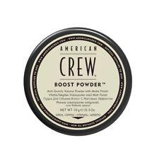 American Crew Boost Powder 10g Matte Finish Retains Natural Moisture